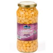 Spanish Chickpeas (Garbanzos), Cooked - 540g